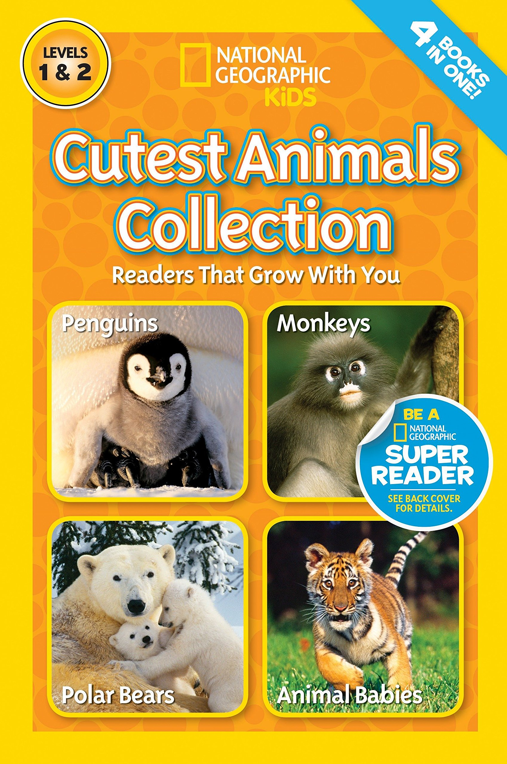 Read Online National Geographic Readers: Cutest Animals Collection ebook