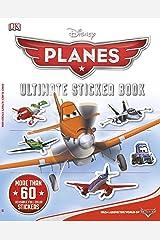Ultimate Sticker Book: Disney Planes (Ultimate Sticker Books) Paperback