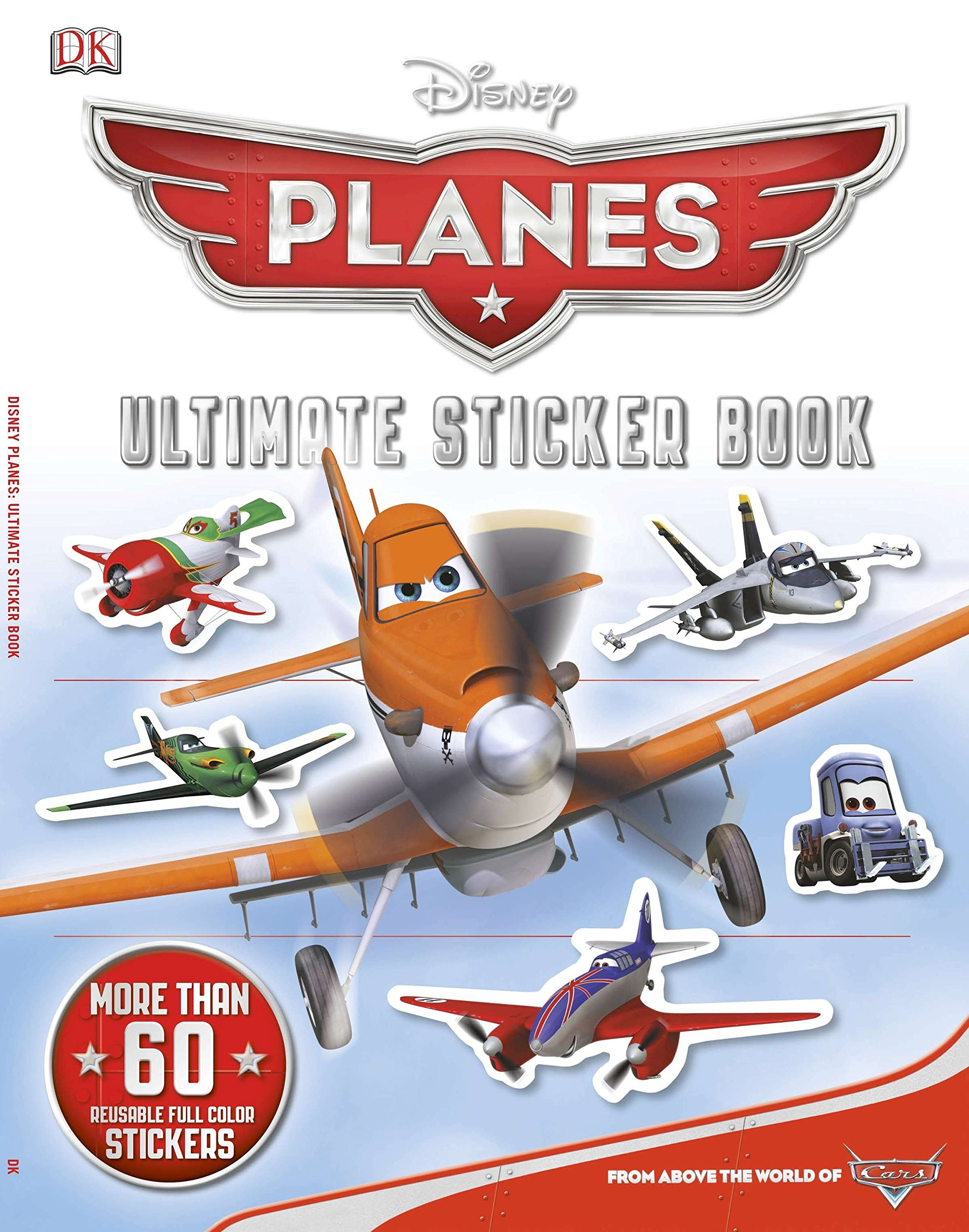 Download Ultimate Sticker Book: Disney Planes (Ultimate Sticker Books) pdf epub
