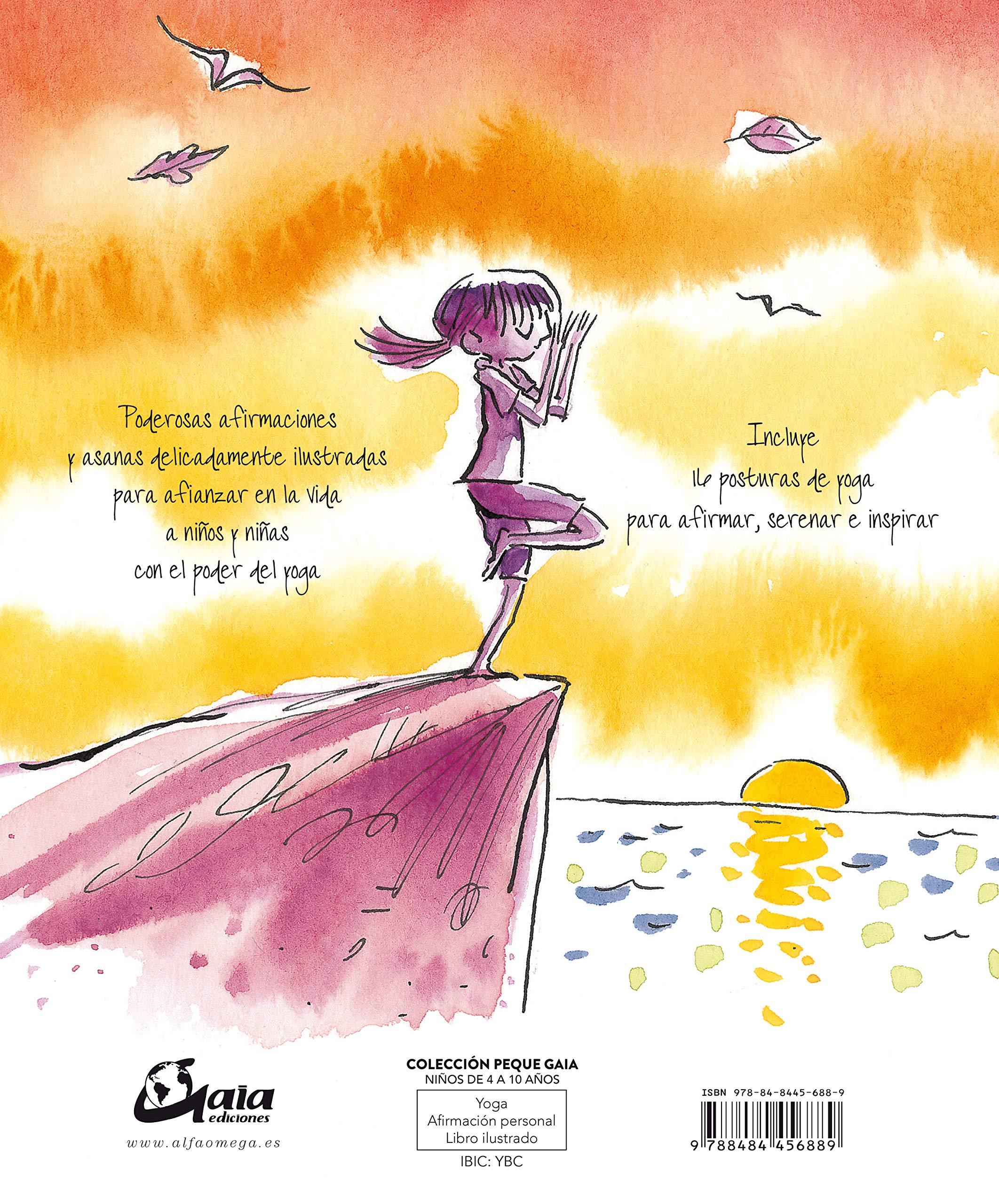 Yo soy yoga (Peque Gaia): Amazon.es: Susan Verde, Peter H ...