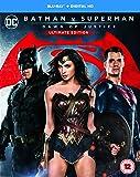 Batman v Superman Dawn of Justice Ultimate Edition ( Blu-ray + Theatrical Blu-ray + 3D-Blu-Ray ) 3 Disk Combo Pack Region free - バットマン vs スーパーマン ジャスティスの誕生 アルティメット ・ エディション ( ブルーレイ + 劇場版ブルーレイ + 3Dブルーレイ ) 3 ディスク コンボ パック リージョン フリー 日本語音声・字幕有り