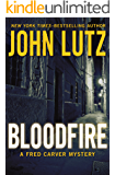 Bloodfire (The Fred Carver Mysteries Book 5)