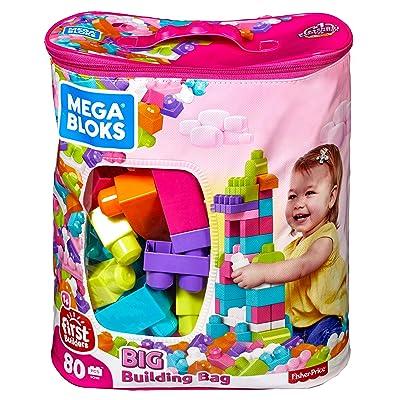 First Builders Big Building Bag: Mega Bloks: Toys & Games