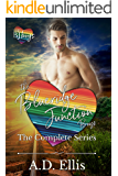 The BJ Boys Box Set: 3 complete small-town, M/M romance novels (The Blueridge Junction Boys)