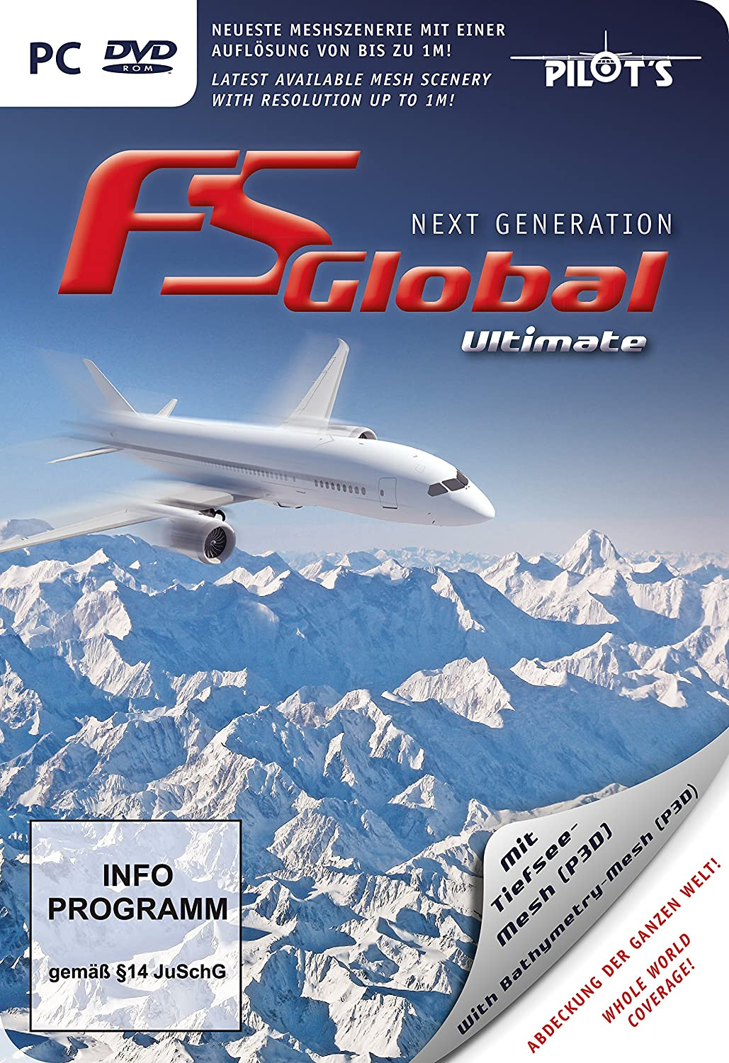 FS Global Ultimate - Next Generation (FSX+P3D)(輸入版) B01MTUTHUA Parent