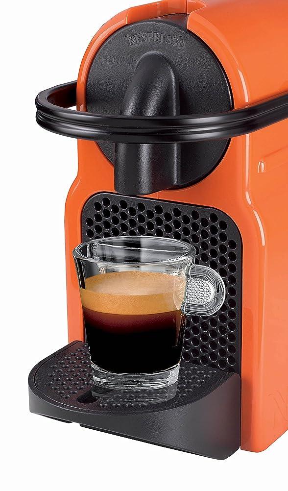 Magimix Inissia Summer Sun Nespresso Coffee Capsule Machines, 1260 ...