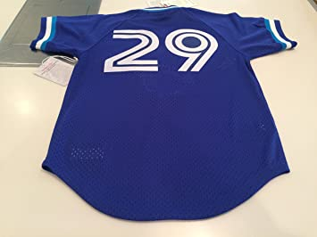 new arrival ec781 82641 Toronto Blue Jays 1993 Jersey Joe Carter MLB Baseball ...