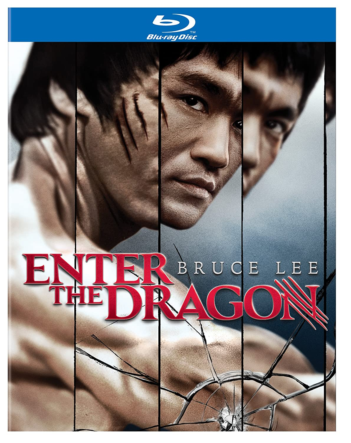 Enter the Dragon (40th Anniversary Edition) [Blu-ray]