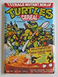 Teenage Mutant Ninja Turtle Cereal Fridge Magnet
