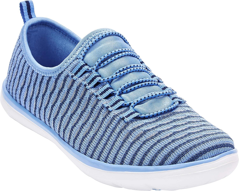 Comfortview Women's Wide Width The Ariya Sneaker