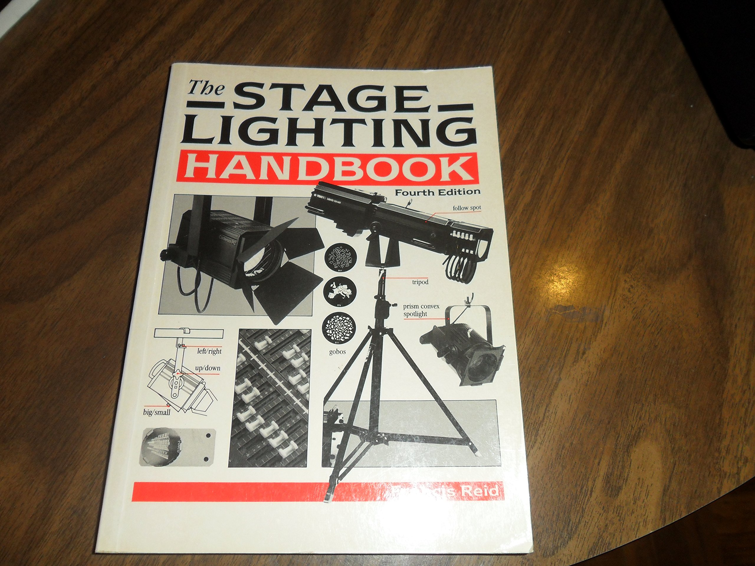 Buy The Stage Lighting Handbook Book Online at Low Prices in