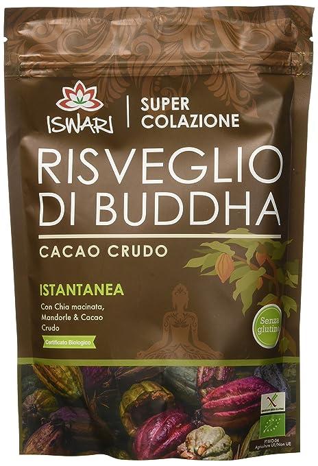 5 opinioni per Iswari Risveglio di Buddha Cacao Crudo- 360 gr