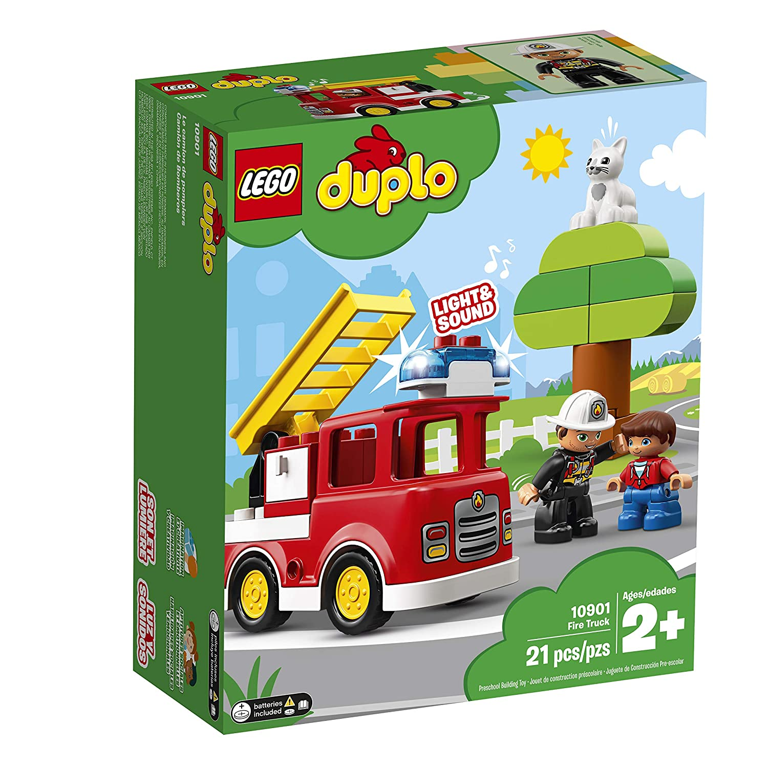 Top 9 Best LEGO Fire Truck Sets Reviews in 2021 17