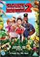 Cloudy with a Chance of Meatballs 2: Revenge of the Leftovers [DVD] [2013]