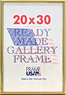 product image for Lot of 3,6,12 Or 24 20x30 Deluxe Poster Frames Options (Gold, Black & Silver) (3, Gold)