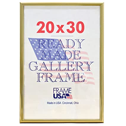 Amazon.com: Deluxe Poster Frame, 20 x 30\