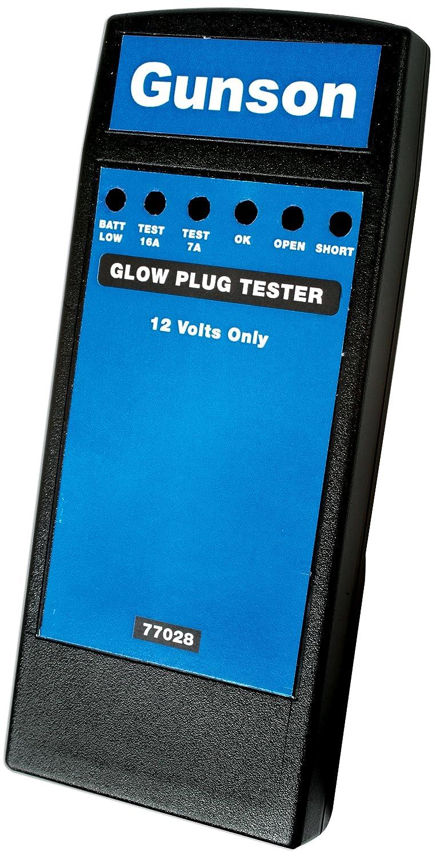 Gunson 77028 Glow Plug Tester Car Motorbike This Is The Simple 12 Volt Circuit