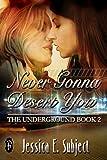 Never Gonna Desert You (The Underground Book 2)