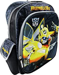 "Transformers Bumblebee 3D Backpack, 13"", Multi"
