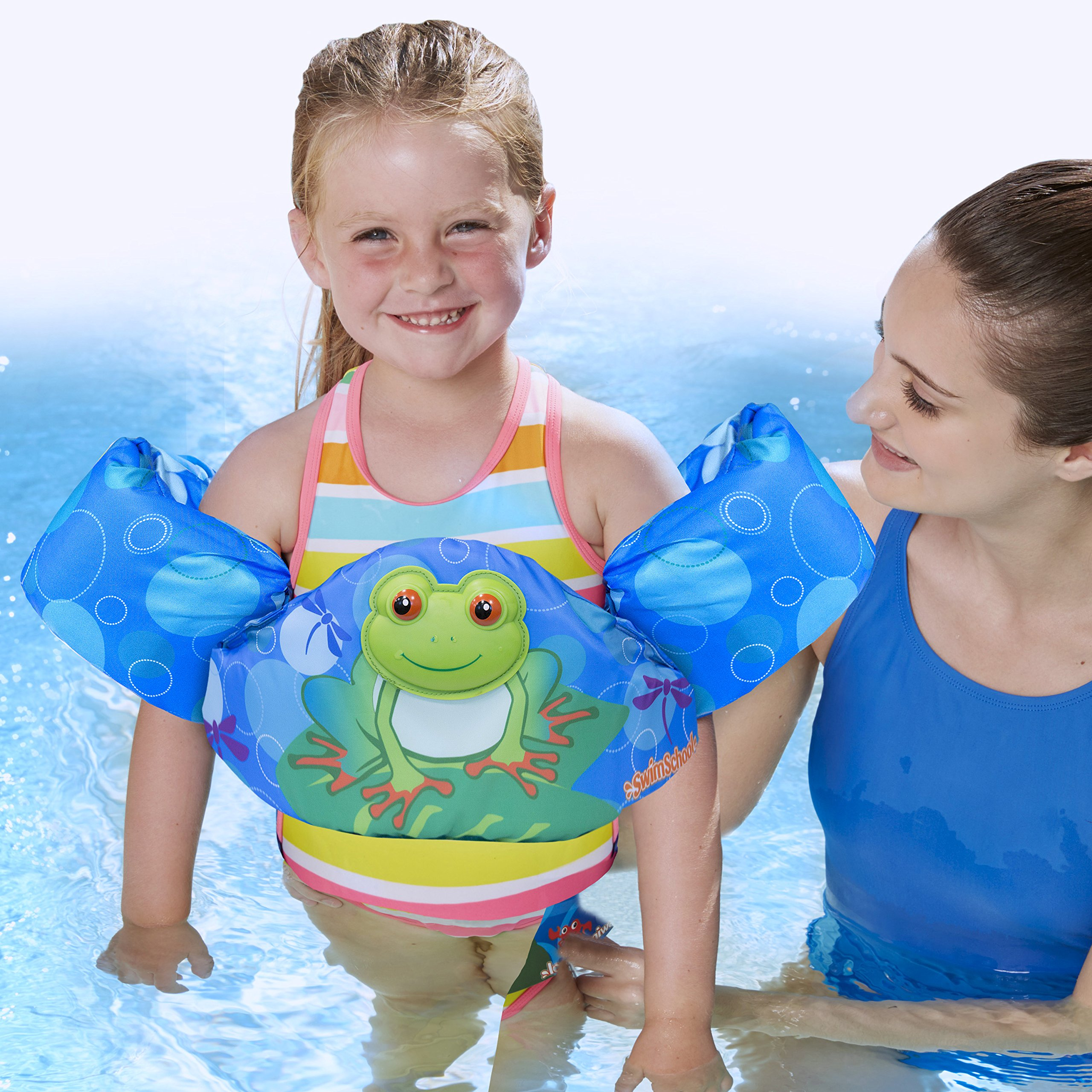 SwimSchool USCG Approved TOT Swimmer Vest, Type V Life Jacket/PFD, Medium/