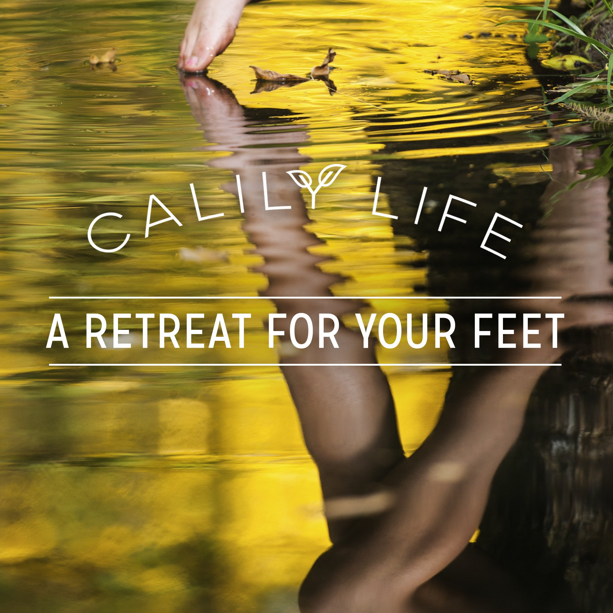 Calily Life Organic Tea Tree Oil Foot Soak with Natural Dead Sea Minerals , 17. 5 Oz. - Rejuvenate and Detox Tired & Achy Feet - Softens & Refreshes Feet, Eliminates Odors, Body scrub [ENHANCED]