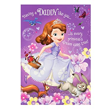 Amazon.com: Sofia the First Daddy You re the greatest ...