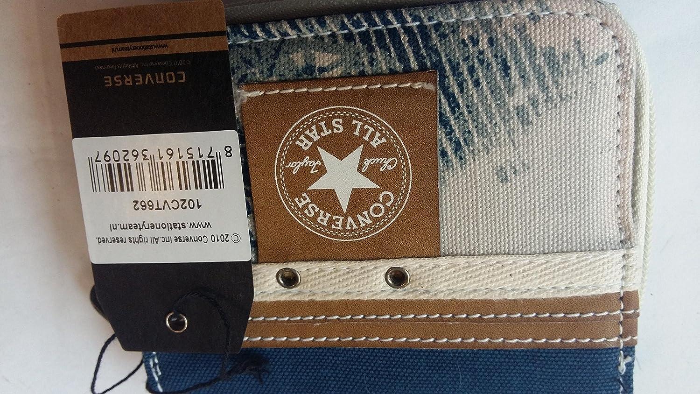 Converse All Star Wallet black blue