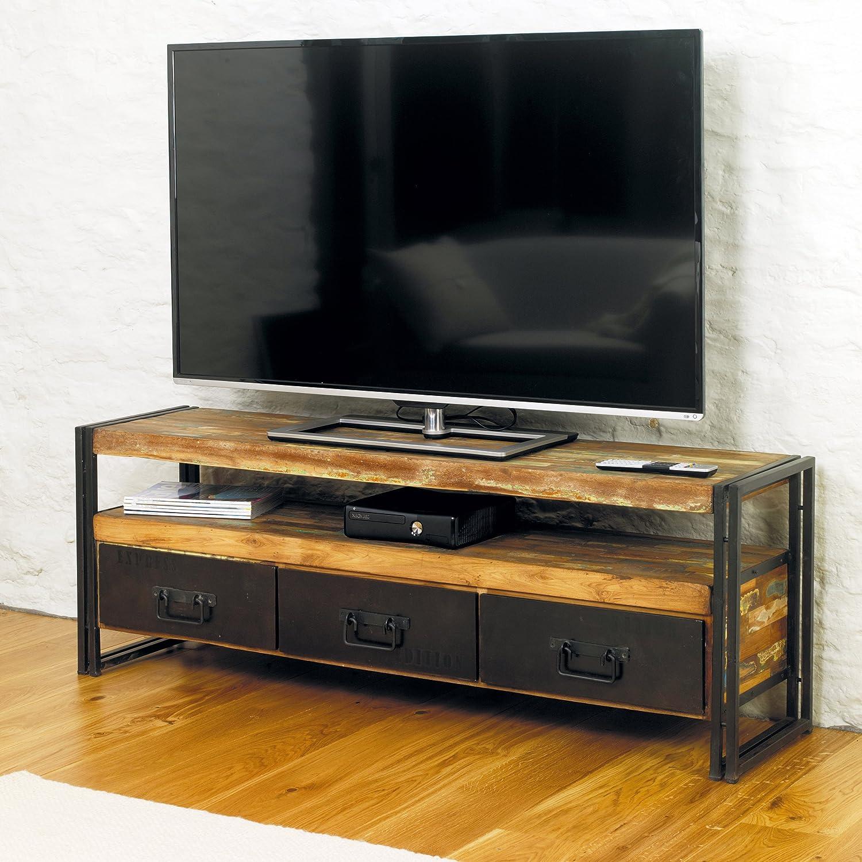 Urban Chic mueble para televisor 109,22 cm - 152,4 cm: Amazon.es: Hogar
