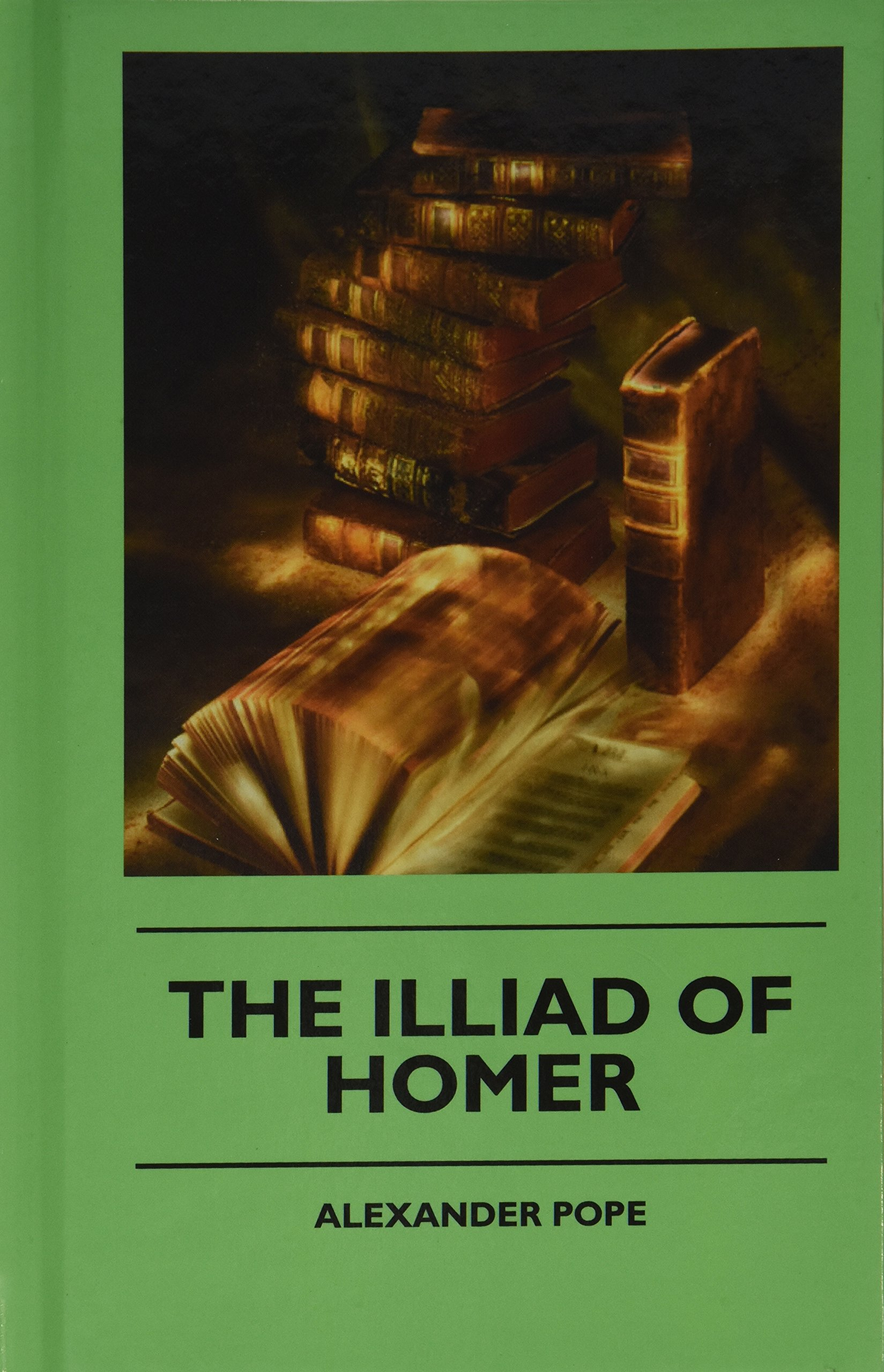 Download The Illiad Of Homer pdf