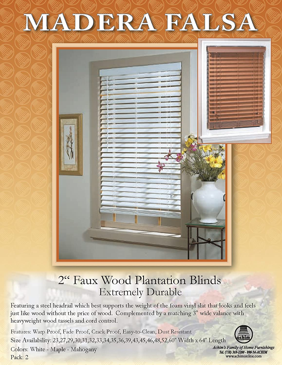 36 inch window blinds - 36 Inch Window Blinds 75