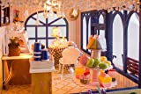 Rylai 3D Puzzles Wooden Handmade Dollhouse