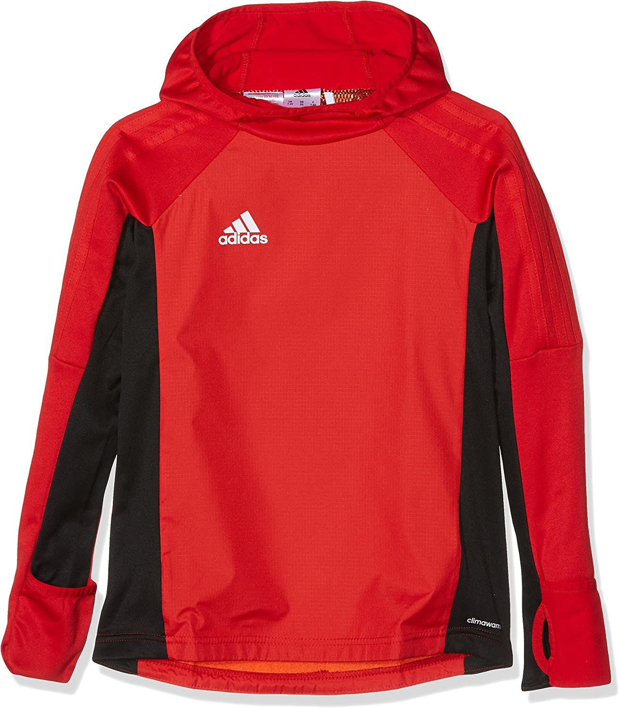 adidas Tiro 17 Warm Top Youth Camiseta de Tenis Ni/ños
