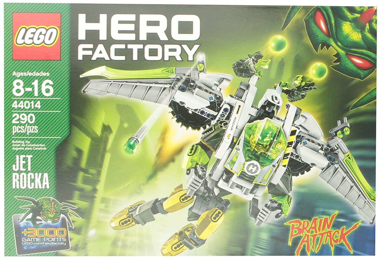 Amazon Lego Hero Factory Jet Rocka Toys Games