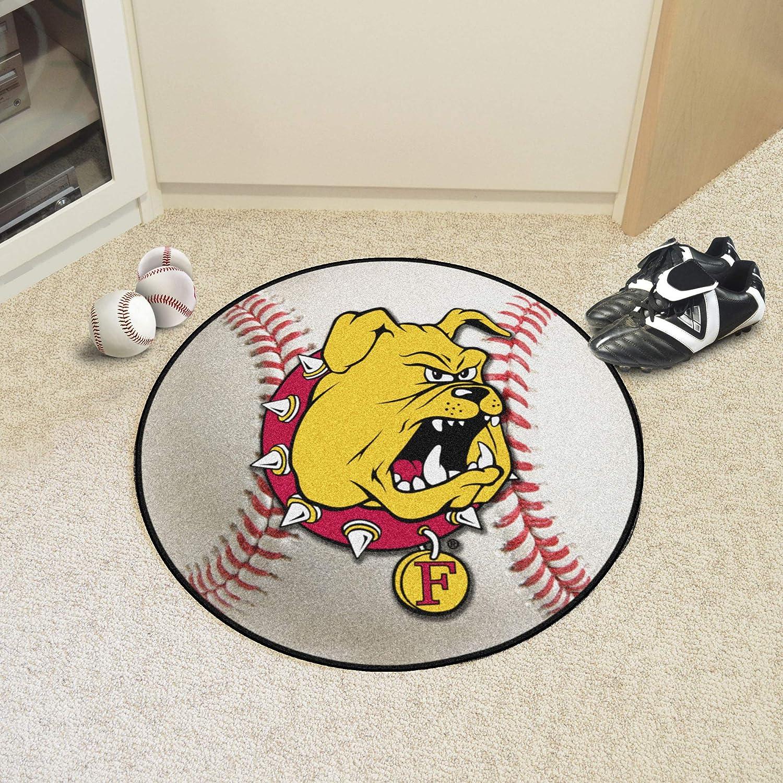 FANMATS 422 Ferris State University Baseball Mat