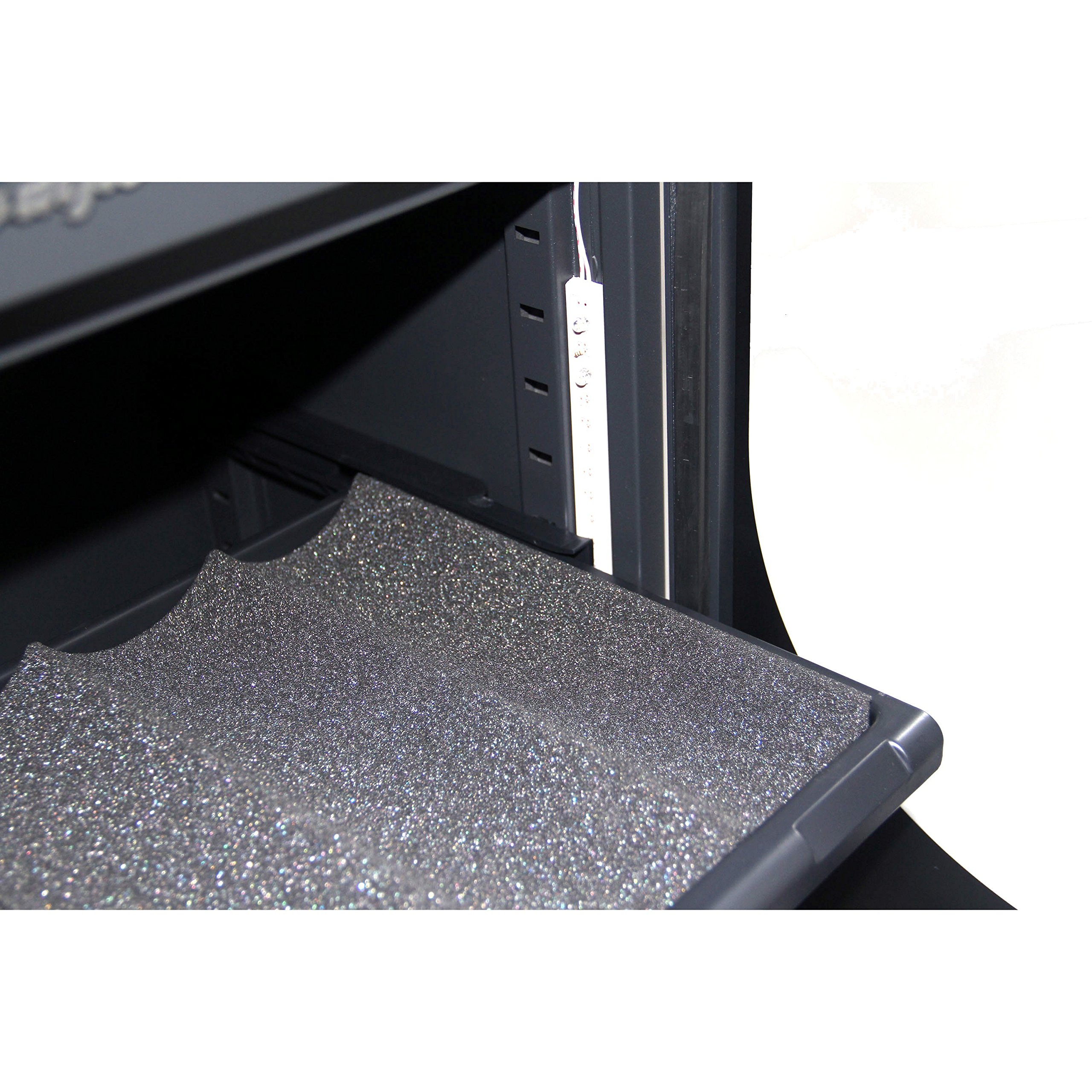 HFS 68L Digital Control dehumidify dry cabinet box Lens Camera equipment storage