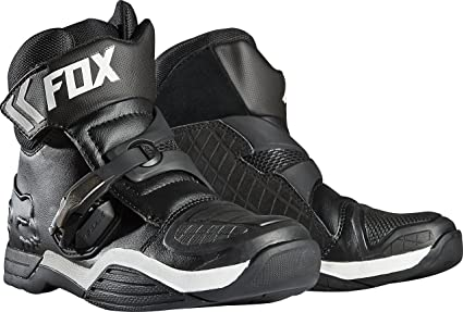 Fox Racing Sports Men's Off-Road Motorcycle Boots - Black/Size 11