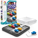 SmartGames Parking Puzzler Cognitive Skill-Building Travel Game with Portable Case featuring 60 Challenges for Ages 7…