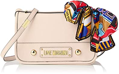 Amazon.it: Love Moschino Avorio: Scarpe e borse