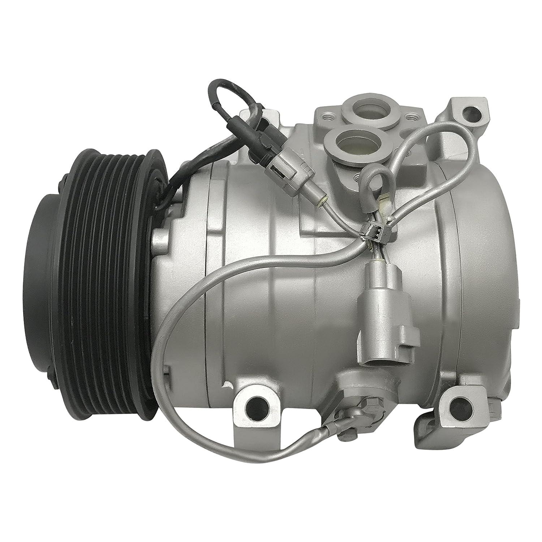 RYC Remanufactured AC Compressor and A//C Clutch FG332