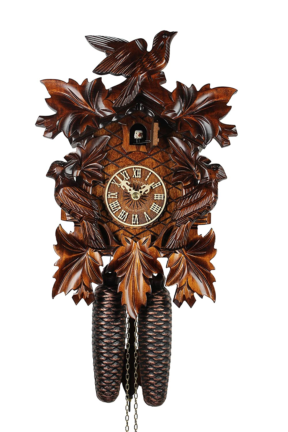 Adolf Herr Cuckoo Clock - The Traditional Cuckoo Bird
