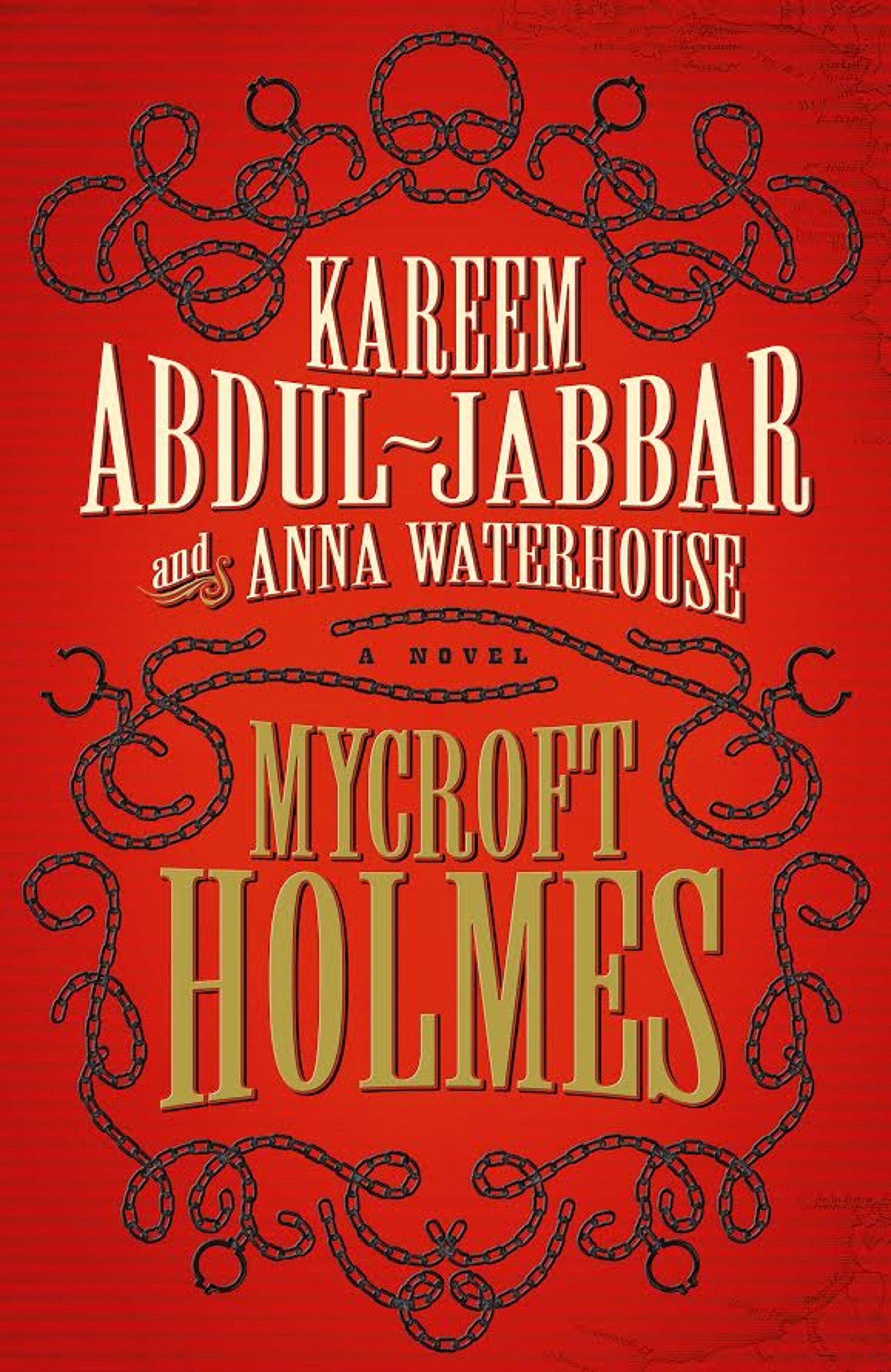 Image result for mycroft holmes by kareem abdul-jabbar