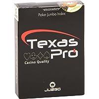 Juego - Baraja Texas Pro. Plástico 100 %