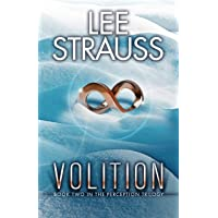 VOLITION: a thrilling dystopian  romance (The Perception Trilogy Book 2)