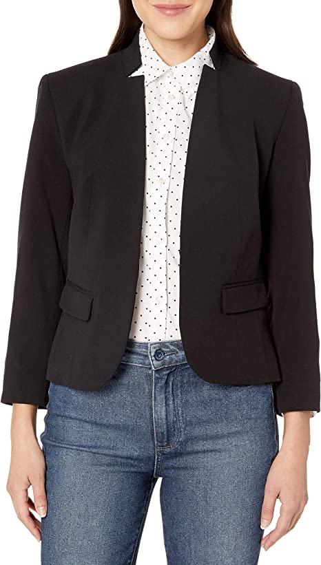 Amazon.com: Nine West - Chaqueta para mujer (talla grande ...