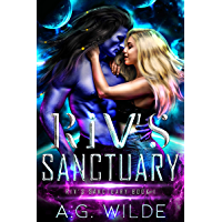 Riv's Sanctuary: A Sci-fi Alien Romance (English Edition)