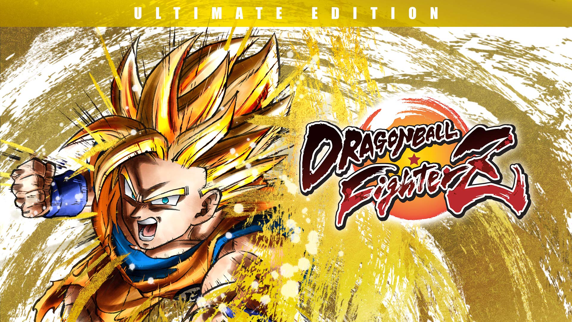 DRAGON BALL FIGHTERZ - Ultimate Edition - Nintendo Switch [Digital Code]