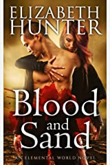 Blood and Sand: An Elemental Vampire Romance (Elemental World Book 2) Kindle Edition