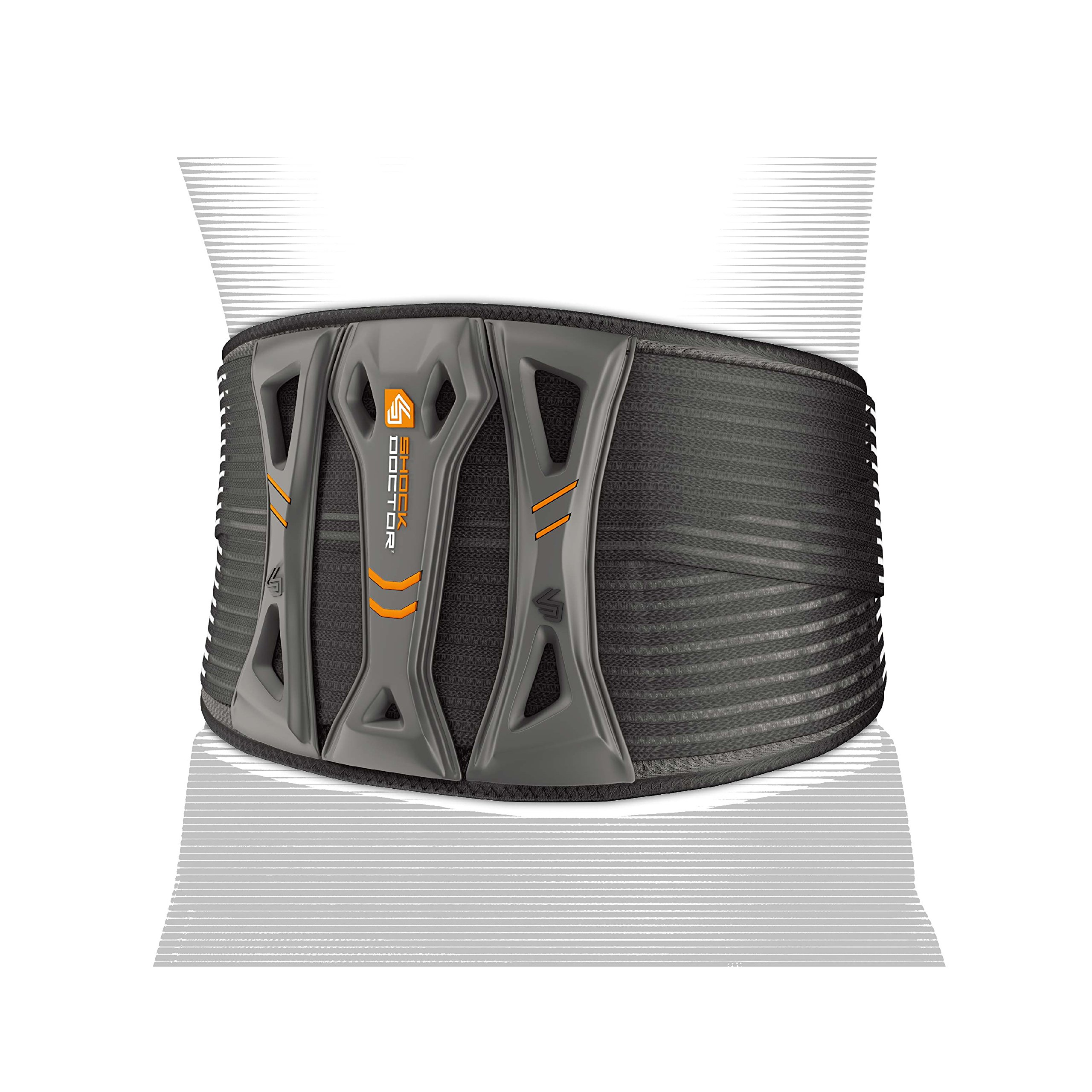 Shock Doctor Ultra Back Support (Black, Large/X-Large)