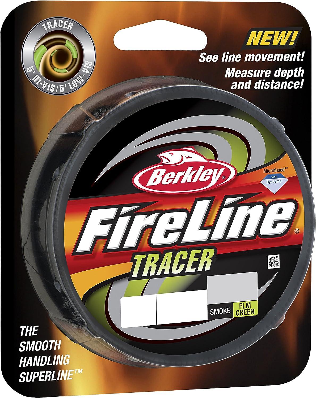 Berkley Fireline 270M 0.25MM FLAME-Gr/Ã/¼n