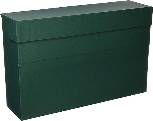 Elba 100580262 - Caja de transferencia de cartón forrado con tela ...